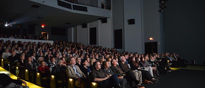 Audience at IMA