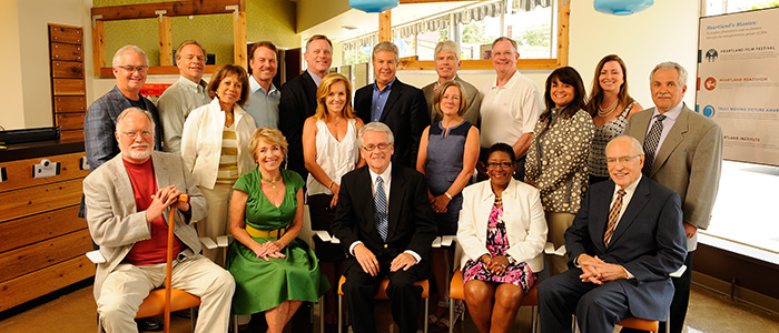 Heartland Film Board of Directors