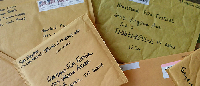 Heartland Film Festival Submissions