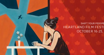 Heartland FIlm Festival Announcement Party