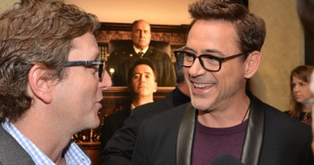 Robert Downey Jr. makes surprise appearance at the 2014 Heartland Film Festival