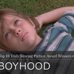 No. 1 - Boyhood