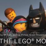 No. 4 - The LEGO Movie