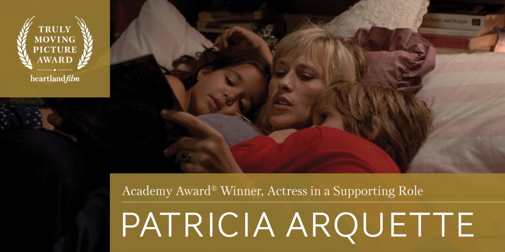 Partricia Arquette in Boyhood