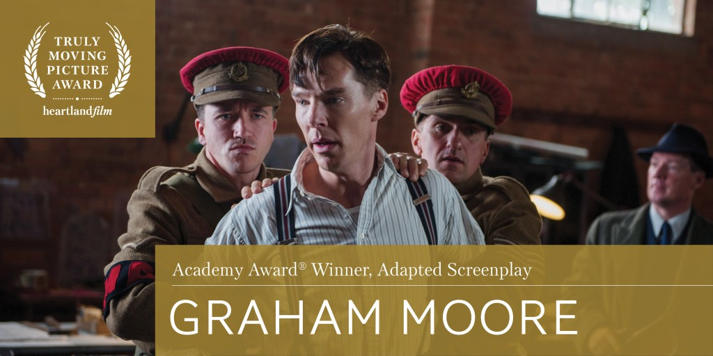 Graham Moore Adapted Screenplay The Imitation Game
