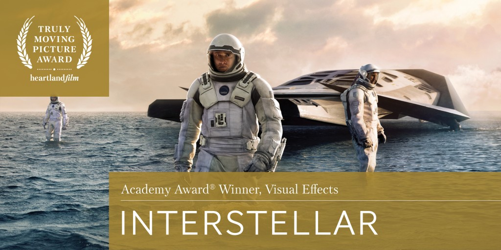 Interstellar Wins Best Visual Effects