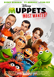 Disney's Muppets Most Wanted